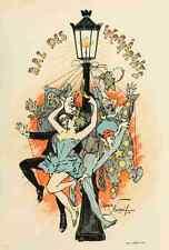 A4 photo NEUMONT Maurice 1868 1930 catalogue illustre de lexposition 1894 bals d