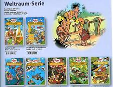 Digedags Mosaikbücher *** Weltraum-Serie *** Bände 1 - 7 komplett  *** neu