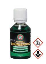 Ballistol Schnellbrünierung 50ml Flasche Brüniermittel