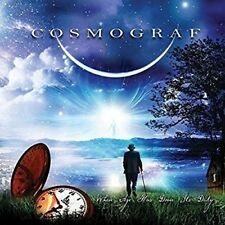 CD ALBUM CONCEPT ROCK PROGRESSIF COSMOGRAF / WHEN AGE HAS DONE ITS DUTY