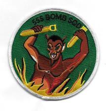 555th Bomb Squadron  patch