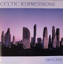 Greg Joy - Celtic Impressions (CD 1997 AEM) Celtic Folk New Age Music