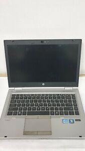 "HP EliteBook 8460p i5 2540M 2.6Ghz 4GB 120GB SSD DW W7P 14"" Laptop Home Internet"
