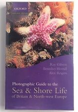 Britain Sea & Shore Life PROFUSELY ILLUSTRATED Fine Diver Guide Marine Biology