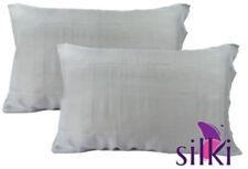Linge de lit et ensembles gris, en 100% soie