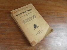 LE LIVRE JAUNE FRANCAIS Documents diplomatiques 1938-1939 Imprimerie Nat. 1939