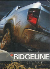 HONDA RIDGELINE 2006 TRUCKS BROCHURE PRINTED IN CANADA
