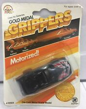Vintage 1983 Zee Toys Gold Medal Grippers Firebird Trans-Am Pullback. Rare. New.