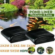 Pond Liner 40years Guarantee - Garden Pool Pond Liners for Fish Pond Landscaping
