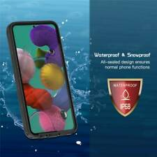 For Samsung A51 4G 5G IP68 Waterproof Shockproof Diving Swimming Full Case Cover