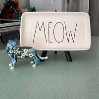 Rae Dunn MEOW Trinket / Serving Dish