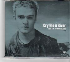(FM12) Justin Timberlake, Cry Me A River - 2002 CD