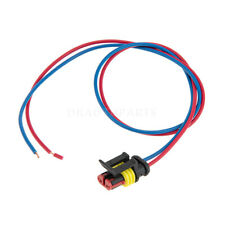 Windshield Washer Pump Electric Connector For Chevy Silverado 2500 K1500 K2500