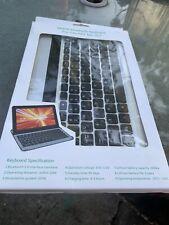 Bluetooth Keyboard Tablet Case / Samsung Galaxy Tab A 10.1