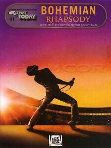 E-Z Play Today Bohemian Rhapsody Queen Keyboard Music Book SAME DAY DISPATCH