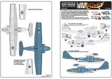 kits-world 1/72 pby-5a Catalina - ' Negro Gatos ' #72158