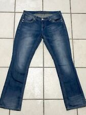 *Seven 7* Women's Jeans Size 8 Capris Embellish Sevens on Back Pockets