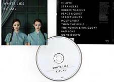 "WHITE LIES ""Ritual"" (CD) 2010"