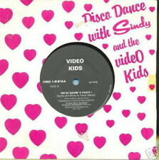 VIDEO KIDS 45 TOURS FRANCE EVERYBODY BOOGIE