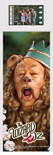 Film Cell Genuine 35mm Laminated Bookmark Wizard of Oz Cowardly Lion USBM524