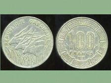 GABON 100 francs 1975  ( bis )
