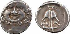 Thrace, drachme, Apollonia Pontica - 10