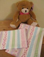 Laura Ashley Clementine Stripe Cot Bed Duvet Set