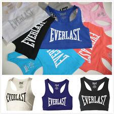 Brand NEW QUALITY Everlast Y back Crop Sports Bra Top