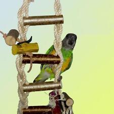 Papageien Spielzeug, Long Ladder Fun , Kletter-Knabbervergnügen, 1 Meter **top**