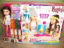 Fashion Dolls Bratz Create It Yourself Fashion Playset with Doll by Bratz NEW