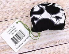 NEW NWT Vera Bradley Contact Lens Case Black White Night & Day (11497-052)