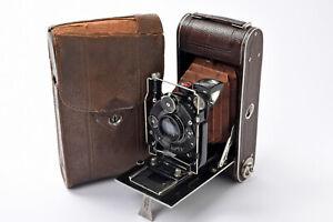 1920's Contessa Nettel Cocarette III LUX with Case