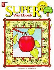Super Workbook: Grade 5 Paperback – December, 1995 by Instructional Fair  - NEW!