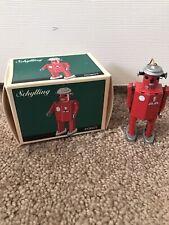 Schylling Tin Toys- Robot Ornament- EUC