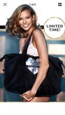 New Victorias Secret 2014 Fashion Show London Tote Bag with Bonus Clutch Bag