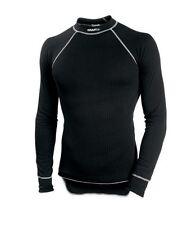 CRAFT Be active Tee Shirt Sous Vêtement Homme Noir Taille M neuf