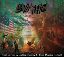 LEVIATHAN - Can't Be Seen By Looking …(NEW*US PROG METAL*FATES WARNING*P.WALTZ)