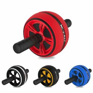 Wheel Roller Silent Home Fitness Equipment Abdominal Muscle Training Exercise