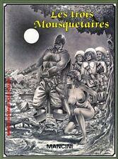 BD adultes  Les trois mousquetaires International Presse Magazine