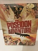 The POSEIDON ADVENTURE Blu-Ray Exclusive Limited Edition Steelbook New & Sealed+