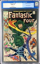FANTASTIC FOUR  # 83  Awesome Book!  CGC 9.0 Nice!