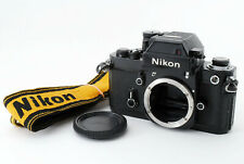 [Excellent+++] Nikon F2 SB Photomic DP-3 Black SLR Film Camera From Japan