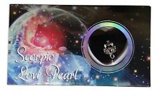 Love Pearl ZODIAC SIGN Necklace Kit, Simulated Pearl in an Oyster - SCORPIO