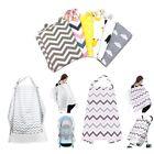Baby Breastfeeding Nursing Maternity Apron Cotton Breast Feeding Cover Blanket