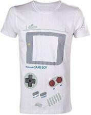 Nintendo Original Classic Gameboy Interface Small T-shirt White Ts252527ntn