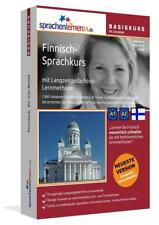 Finnisch-Basis-Sprachkurs CD-ROM