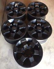 16 inch TRD Alloy Wheels for Tacoma FJ Cruiser-Set of 5 OEM 2005-18
