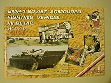 BMP-1 Soviet Armoured Fighting Vehicle in Detail #1  Wings & Wheels Publications