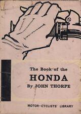 HONDA C72 CB72 C77 CB77 C92 CB92 C100 C102 C110 & C114 (1959-64) REPAIR HANDBOOK