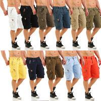 Geographical Norway Polish kurze Sommer Hose Cargo Short Herren Bermuda Shorts